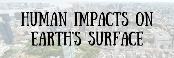 Human Impacts