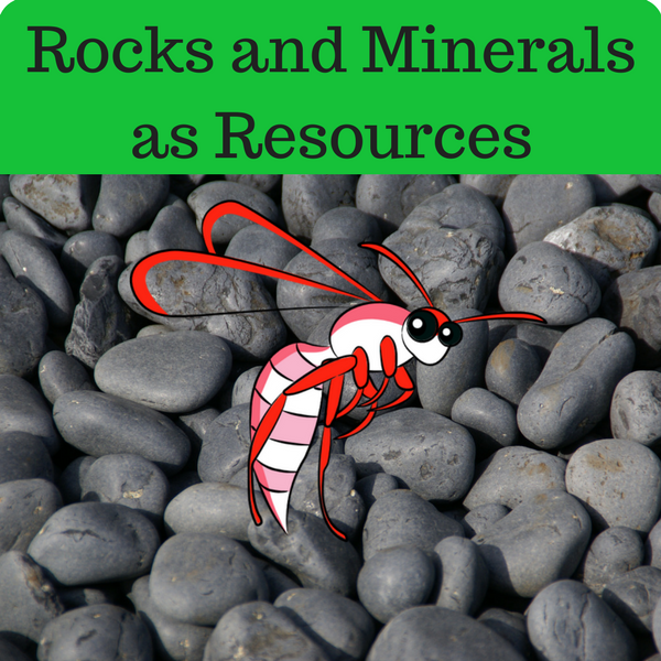 Rocks and MInerals as Resources Quiz