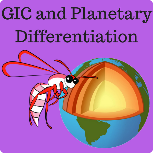 GIC and Planetary Differentiation